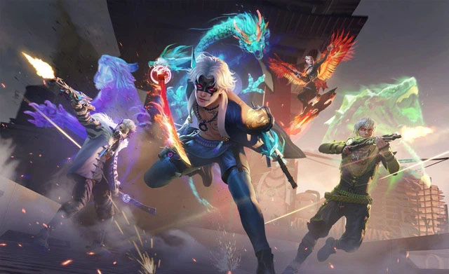 game ban sung 3d free fire